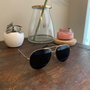 New Dior Aviator Sunglasses